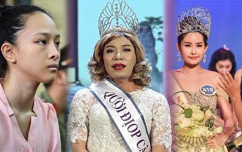 Bắc Đẩu 'nhại' Hoa hậu Đại dương: 'Nếu đăng quang, em sẽ về nhà ôm cha mẹ, phát kẹo cho trẻ em'
