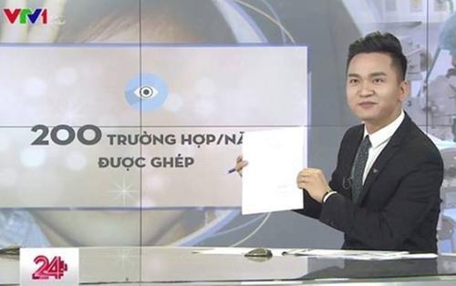 Sau hành động đẹp của bé gái 7 tuổi, MC Hạnh Phúc tiết lộ đã đăng ký hiến tặng giác mạc