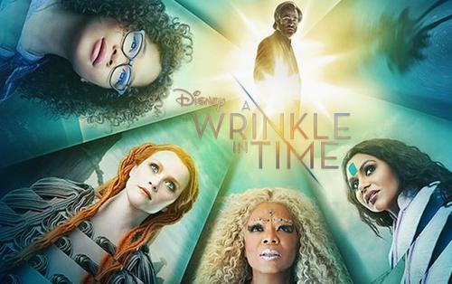 Những ẩn dụ lấp lánh trong phim 'A Wrinkle in Time - Nếp gấp thời gian'