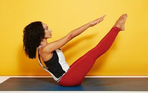 """12 bài tập cơ siêu dễ cho nàng """"biến hình"""" đẹp từ ngực tới chân!"""