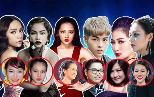 Điểm danh những màn 'cá chép hoá rồng' xuất sắc nhất từ những cuộc thi truyền hình Việt