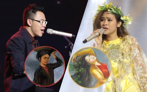 Âm nhạc nhân văn của team Lê Minh Sơn: Hết chèo Súy Vân đến chị Dậu của Ngô Tất Tố