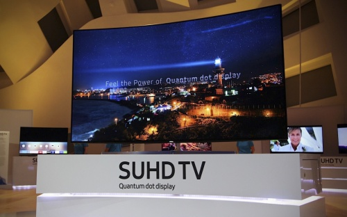 3 cải tiến đáng chú ý của dòng TV Samsung QLED 2018