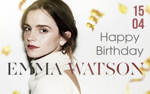 Emma Watson: Xinh đẹp là thế vẫn không thoát cảnh làm 'em gái mưa'