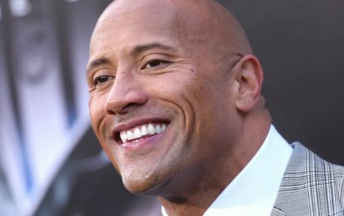 5 phút mỗi ngày để có hàm răng trắng như anh chàng The Rock - Rampage
