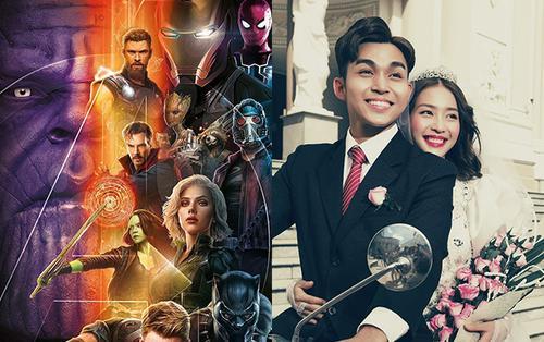Tưởng chẳng liên quan, '100 ngày bên em' và 'Avengers 3' có những điểm trùng hợp thú vị!