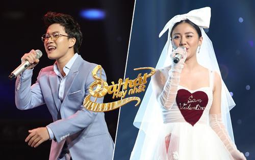 Văn Mai Hương, Lê Thiện Hiếu lần đầu trình diễn hit mới trên sân khấu chung kết Sing My Song 2018