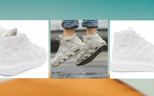 Alexander McQueen tung mẫu sneaker mới, nhìn thế nào cũng giống y chang Nike mà giá lại đắt gấp 4