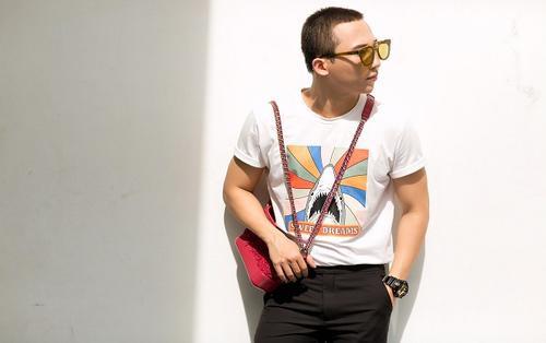 Chỉ có thể là stylist Khun Chai: Phối đồ 'dễ như bỡn' nhưng lại 'chất như nước cất'