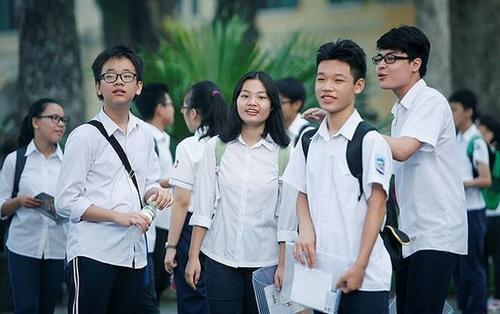 Sáng nay, gần 95.000 sĩ tử Hà Nội dự thi vào lớp 10