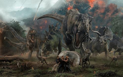 Thế giới khủng long 'Jurassic World: Fallen Kingdom' và hành trình đầy hoài niệm của người hâm mộ