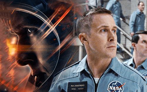 Đạo diễn 'La La Land' đưa Ryan Gosling ra ngoài không gian trong trailer đầu tiên của 'First Man'