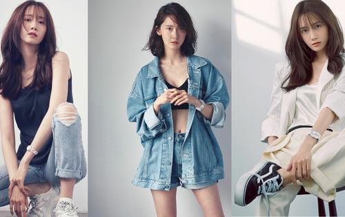 'Nàng thơ' Yoona biến hóa đầy mới mẻ với phong cách cá tính