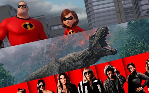 Tưởng thất bại, 'Jurassic World 2' bất ngờ bỏ túi 150 triệu USD mở màn từ thị trường Bắc Mỹ