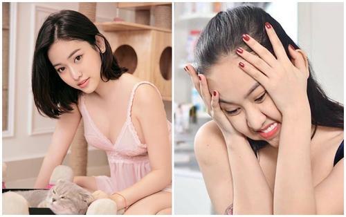Hot girl Nguyễn Thúy Vi 'đại trùng tu' : Hết nâng cằm, cắt mí, làm ngực, giờ lại hút mỡ bụng, độn mông