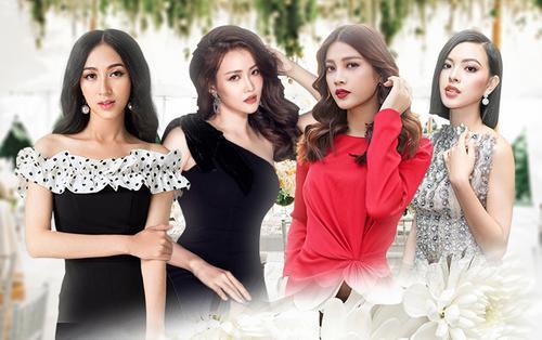 Đám cưới Lan Khuê và chồng doanh nhân: Mỹ nhân nào sẽ xuất hiện trong đội hình bưng quả?