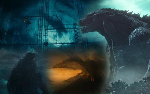 Choáng ngợp với những siêu quái vật trong trailer nóng hổi của 'Godzilla: King of the Monsters'
