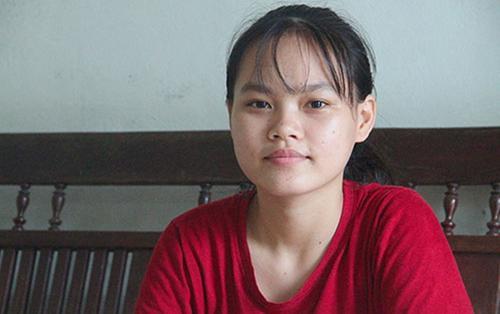 Được 27 điểm khối C, nữ sinh lo không có tiền đi học