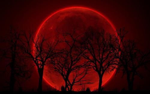 Vì sao Mặt Trăng chuyển màu đỏ trong nguyệt thực toàn phần