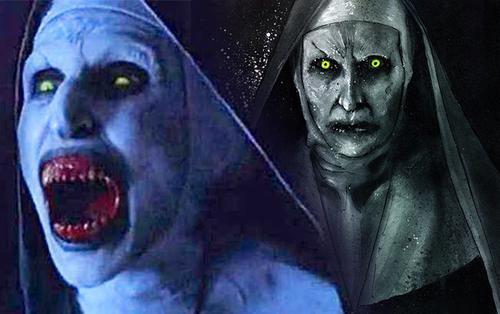 'Ác quỷ ma sơ' trong truyền thuyết khác gì Valak trong vũ trụ kinh dị 'The Conjuring'?