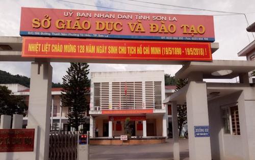 Khởi tố Phó Trưởng phòng Khảo thí và Quản lý chất lượng giáo dục tỉnh Sơn La