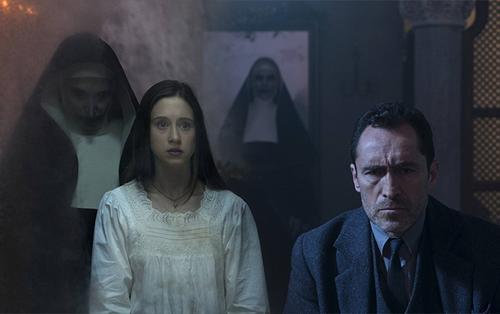 'The Nun' tung loạt ảnh mới, chuẩn bị đón xơ Valak tới dọa ma khán giả