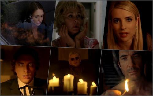 'American Horror Story: Apocalypse' tung teaser trailer đầy những gương mặt quen thuộc