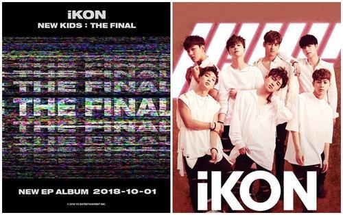 Ai nói Kpop đang nhàm chán: 'Bão' iKON sắp 'đổ bộ' rồi kìa!