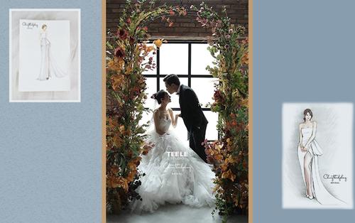 Ảnh cưới của Trường Giang - Nhã Phương được 'tung ra' nóng hổi trước lễ cưới 3 ngày