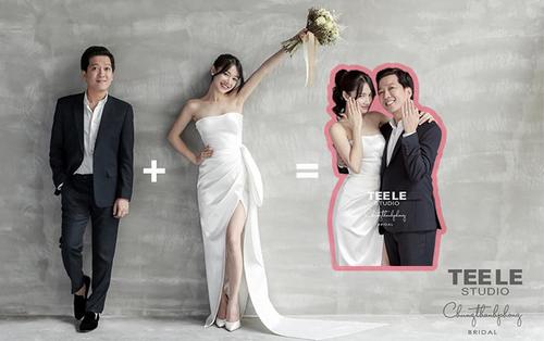Trọn bộ ảnh cưới indoor của Trường Giang - Nhã Phương  khiến cư dân mạng 'bấn loạn'