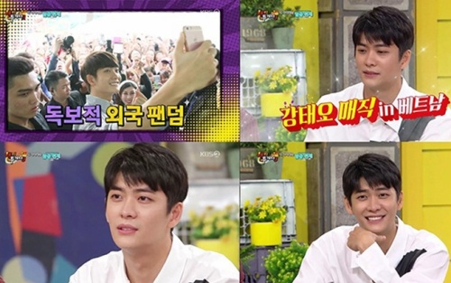 Kang Tae Oh nói về sự nổi tiếng ở Việt Nam nhờ phim 'Tuổi thanh xuân' hợp tác cùng Nhã Phương