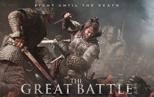'The Great Battle' tiến gần cột mốc 5 triệu khán giả, dẫn đầu phòng vé Hàn Quốc tuần 28-30/09/2018