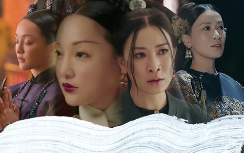 Dù ở bất kì phim nào, cảnh cắt tóc của Kế Hoàng hậu luôn đẩy khán giả đến tột cùng xúc cảm!