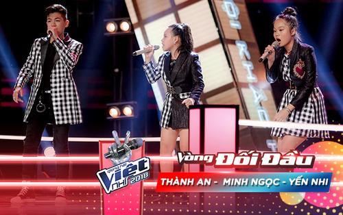 Đổi ca khúc khó ở 'phút 89', thí sinh team Bảo Anh - Khắc Hưng vẫn kịp khoe tài và tỏa sáng!
