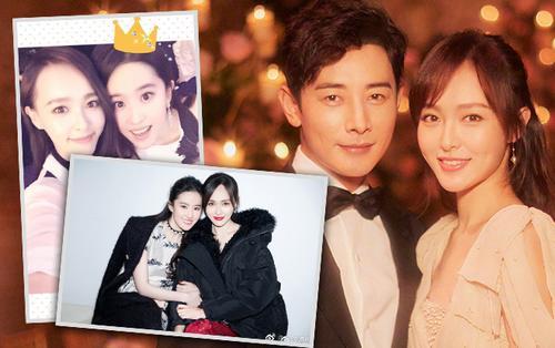 Lưu Diệc Phi chúc phúc cho 'tỷ muội tốt' Đường Yên, tiếc nuối vì không thể tham dự lễ cưới