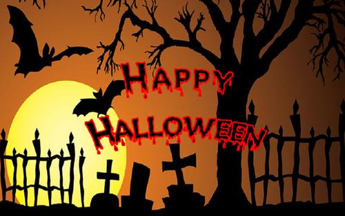 Gục ngã trước những 'dã quỷ' làng Kbiz mùa Halloween
