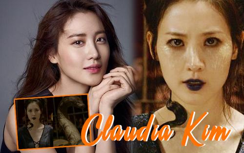 Claudia Kim nói gì về vai 'nữ rắn chúa' Nagini trong 'Fantastic Beasts: The Crimes of Grindelwald'?