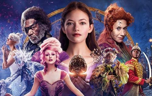 Review 'The Nutcracker and the Four Realms': Tuyệt tác lung linh, kì ảo tiếp theo của Disney
