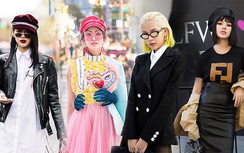 Điểm mặt 4 cô nàng đang là niềm tự hào của giới trẻ Việt tại các tuần lễ thời trang quốc tế