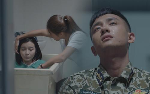 'Hậu duệ mặt trời' Việt Nam tập 31-36: Hoài Phương bị bắt cóc, Minh Ngọc nhiễm virus lạ gây chết người
