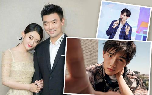 Sau khi giải ước với Triệu Lệ Dĩnh, Hoàng Bân kí hợp đồng với quý tử 18 tuổi của đạo diễn nổi tiếng Trung Quốc Trần Khải Ca