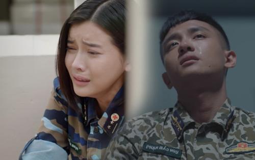 'Hậu duệ mặt trời' Việt Nam tập 31, 32: Rơi nước mắt trước chuyện tình của Hữu Vi - Cao Thái Hà