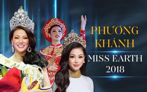 Độc quyền: 'Phương Khánh cảm thấy như trong mơ, đến giờ vẫn chưa tin mình đã là Miss Earth 2018!'