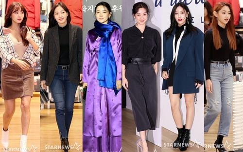 Kim Go Eun, Jung Ryeo Won và loạt idol trẻ phải 'lép vế' trước nhan sắc Lee Young Ae ở tuổi 47