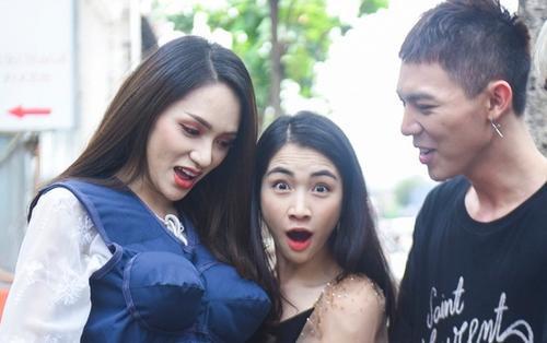 Bài mới còn chưa lên sóng, Hương Giang đã 'rào trước đón sau' Erik lẫn Hòa Minzy kỹ càng thế này đây!
