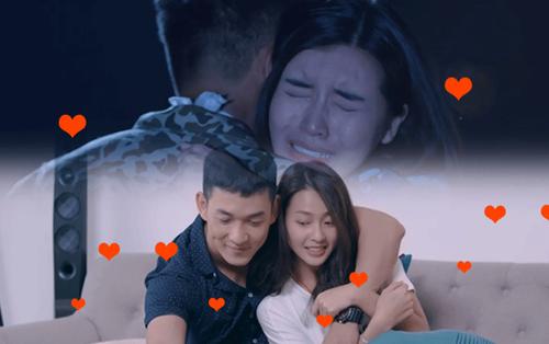 'Hậu duệ mặt trời' Việt Nam tập 45, 46: Cao Thái Hà, Khả Ngân khóc nấc khi thấy người yêu trở về từ cõi chết