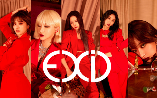 Image result for EXID – I LOVE YOU