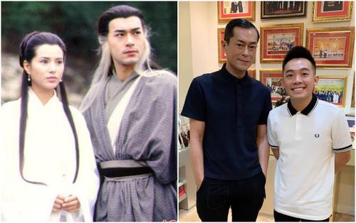 Bất ngờ với hình ảnh nam diễn viên 'Dương Quá' Cổ Thiên Lạc đình đám một thời xuất hiện bên Phở đặc biệt