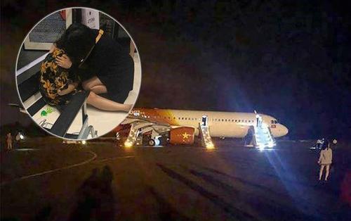 Hàng trăm hành khách hoảng sợ la hét vì máy bay Vietjet gặp sự cố nghiêm trọng khi hạ cánh tại sân bay Buôn Ma Thuột