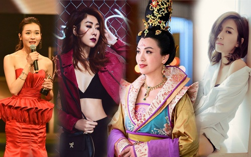 Lễ trao giải TVB 2018 cận kề, ai sẽ đăng quang ngôi vị Thị hậu năm nay?